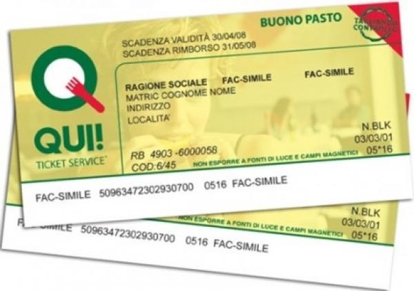Fedescom.org | Buoni Pasto